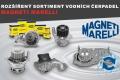 Rozšířený sortiment vodních čerpadel Magneti Marelli