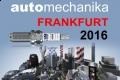 AUTOMECHANIKA FRANKFURT 2016 - úspěch pro BRISK