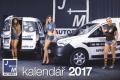 Kalendář J+M autodíly pro rok 2017