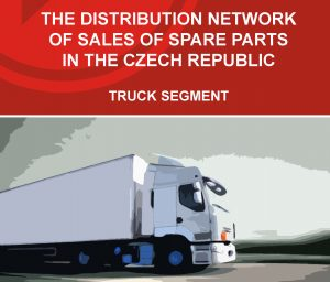 Report: The distribution network of sales of spare parts in the Czech Republic – truck segment