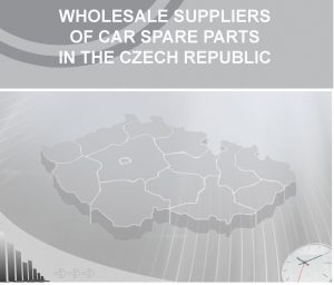 Report: Wholesale suppliers of car spare parts in the Czech Republic