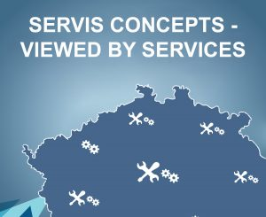 Servis Concepts - Viewed by services - Czech republic