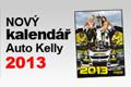 Kalendář Auto Kelly na rok 2013