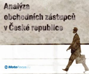 Analýza obchodních zástupců v České republice - vyhodnocení