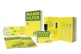 Katalogy MANN-FILTER pro rok 2013