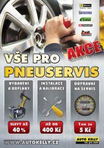 Auto Kelly: Vše pro pneuservis
