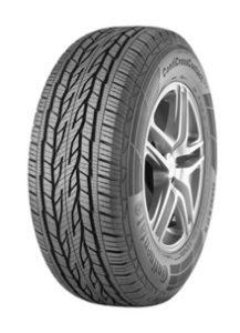 ContiCrossContact LX 2 – bezpečná pneumatika pro SUV