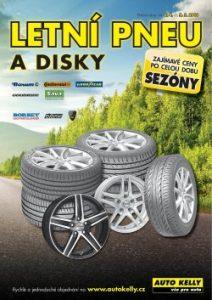 Auto Kelly: Letní pneu a disky