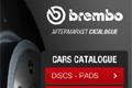 Aplikace Brembo Part také pro Android
