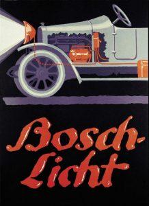 100 let generátorů Bosch