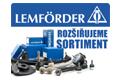 AD Partner rozšiřuje sortiment o díly řízení značky LEMFÖRDER