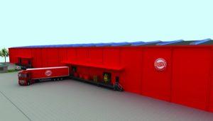 Master-Sport Automobiltechnik – nová moderní logistická budova pro potřeby obsluhy zásilek OEM a Aftermarket