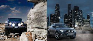 Novinka u Auto Kelly:  Přídavné světlomety HELLA do extrémních podmínek i do džungle velkoměsta