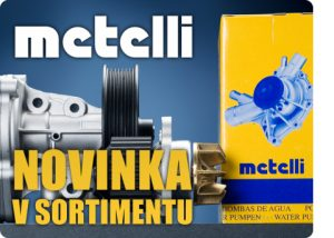 Novinka v sortimentu AD Partner – značka Metelli