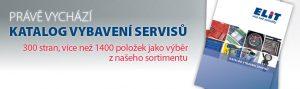 ELIT: Katalog vybavení servisů