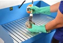 IBS Scherer uvádí na trh mycí stůl typ G-50-W / G-50-I