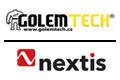 Nextis připravil kompletní katalog Golemtech