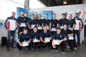 Mezinárodní finále soutěže Mechanik roku se poprvé uskutečnilo v České republice