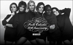 Kalendář Pirelli již slaví 50. narozeniny