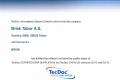 Hodnocení TecDoc pro Brisk