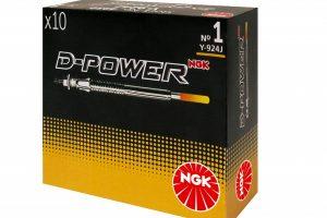 Nové svíčky D – Power NGK pro aftermarket