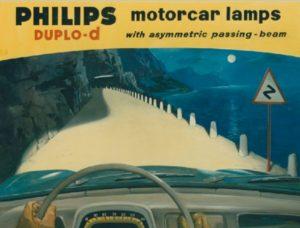 Galerie: Dobová reklama osvětlení Philips