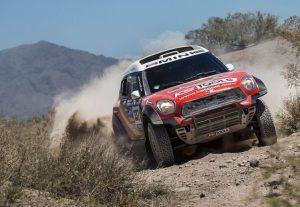 APM: Nářadí KS Tools opět na Dakaru