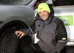 Nokian Tyres představuje první zimní pneumatiky s výsuvnými hroty