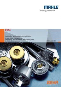 Nové katalogy MAHLE