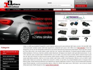 Firma OPTIMEX INTERNATIONAL má nové webové stránky