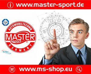 Master Sport se aktivně podílí na činnostech spojených s uvedením nového modelu Chevrolet