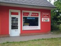 Přestěhování pobočky Autodíly ASFIN v Olomouci