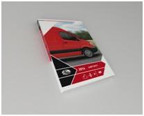 Katalog lehkých užitkových vozidel Gates