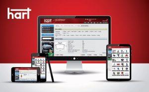 Hart: Nový program pro vyhledávání dílů