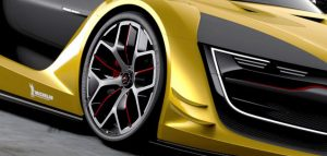 Pneumatika MICHELIN Pilot Sport S9L pro nový Renault Sport R.S. 01