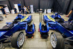 Michelin na Formuli E