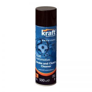 Novinka Kraft Automotive: Odmašťovač pro brzdy a spojky