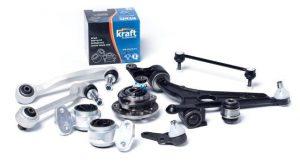 Díly zavěšení Kraft Automotive (sponzorovaný článek)