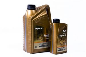 Novinka - Motorový olej 5W30 DPF Kraft Automotive