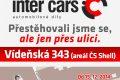 Změna adresy pobočky Inter Cars Praha – Vestec