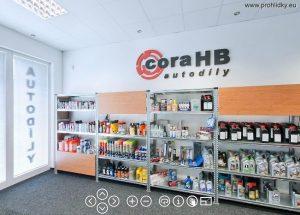 Pobočka coraHB v Havlíčkově Brodě na novém místě