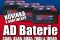 AD Partner: Nový sortiment AD Baterie