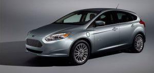 Michelin propojuje Ford Focus Electric se silnicí a digitálním světem