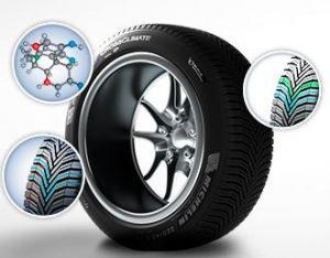 MICHELIN Představil revoluční pneumatiku