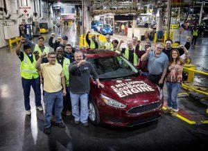 Ford vyrobil již pět milionů motorů EcoBoost; ty pohánějí každý čtvrtý Ford prodaný v Evropě