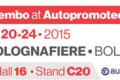 BREMBO: Pozvánka na Autopromotec 2015