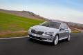 Nová Škoda Superb vyjíždí na pneumatikách Continental