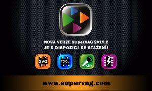 Verze SuperVAG 2015.2