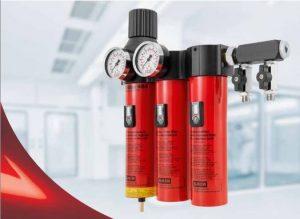 Servind: SATA® Filtry stlačeného vzduchu