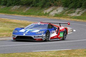 """Ford oslaví 50. výročí svého triumfu v Le Mans návratem na """"místo činu"""" s novým Fordem GT!"""